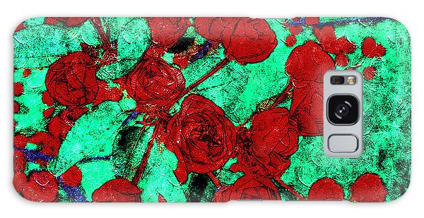 The Red Roses Galaxy Case