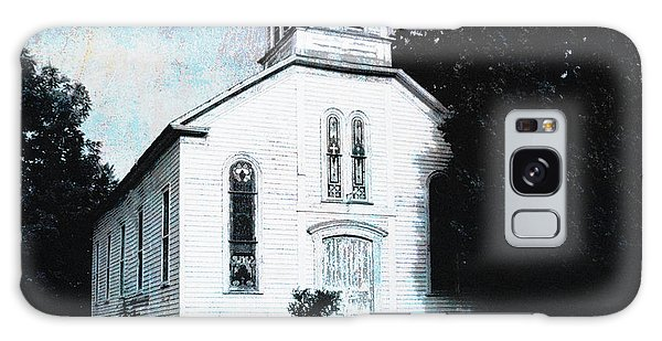 Rossville Church And Cemetery Galaxy Case