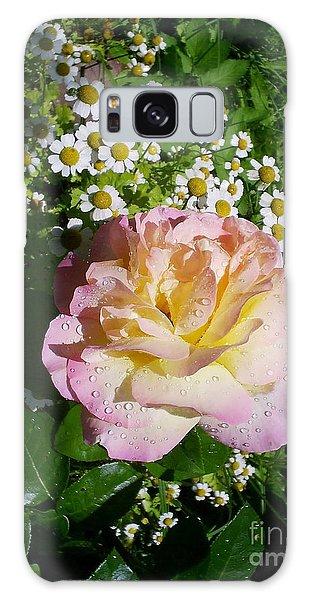 Rosy Shades II Galaxy Case
