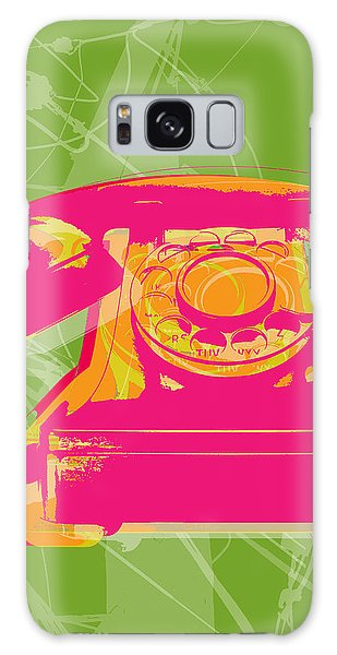 Rotary Phone Galaxy Case