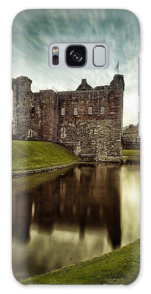 Rothesay Castle Galaxy Case