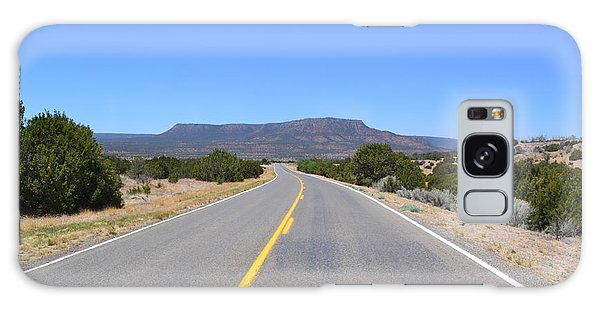 Route 66 In New Mexico Galaxy Case