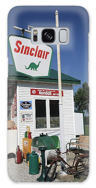 Route 66 - Sinclair Station Galaxy Case
