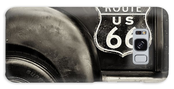 66 Galaxy Case - Route 66 by Tim Gainey