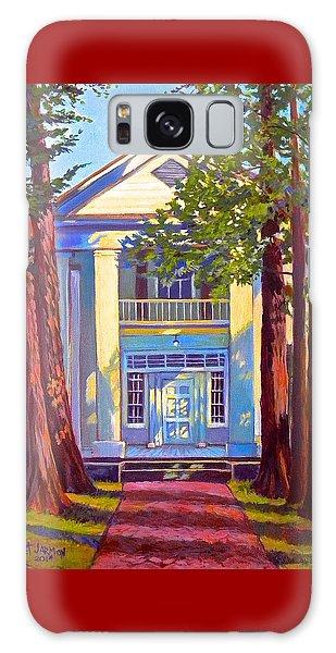 Rowan Oak Galaxy Case by Jeanette Jarmon