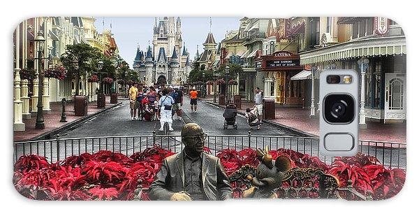 Roy And Minnie Mouse Walt Disney World Galaxy Case by Thomas Woolworth