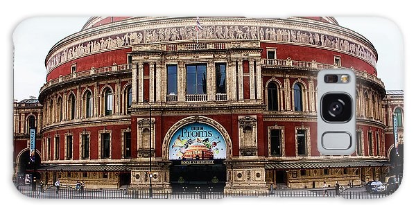 Royal Albert Hall London Galaxy Case by Nicky Jameson