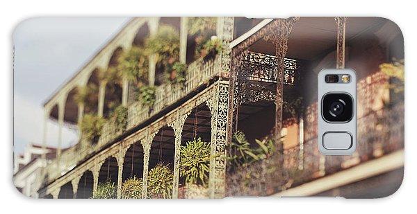 Royal Balconies Galaxy Case by Heather Green