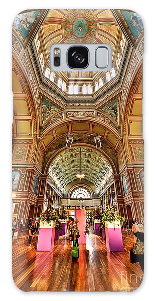 Royal Exhibition Building II Galaxy Case