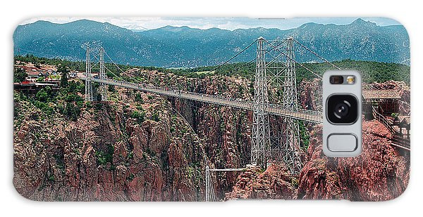 Royal Gorge Bridge Galaxy Case