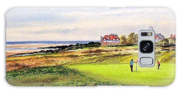 Royal Liverpool Golf Course Hoylake Galaxy Case