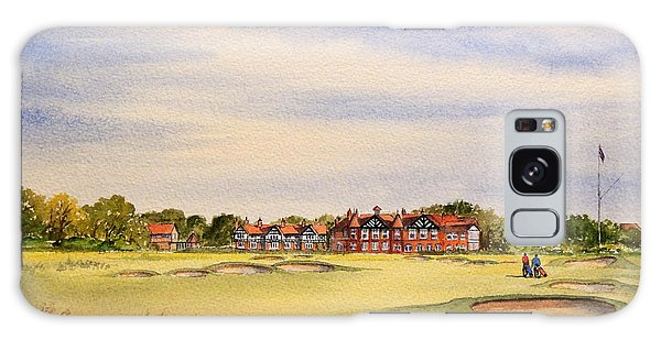Royal Lytham And St Annes Golf Course Galaxy Case