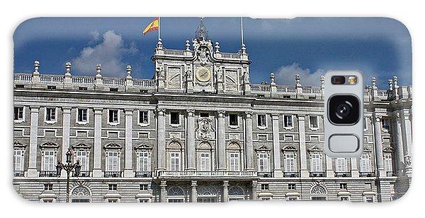 Royal Palace Of Madrid Galaxy Case by Farol Tomson