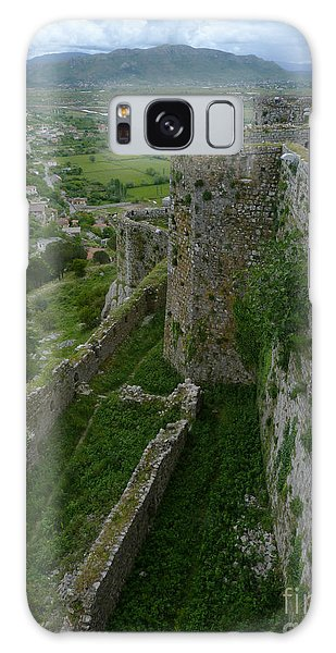 Rozafa Castle - Albania Galaxy Case