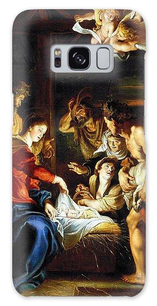 Rubens Adoration Galaxy Case