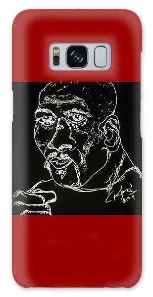Rubin Hurricane Carter Galaxy Case