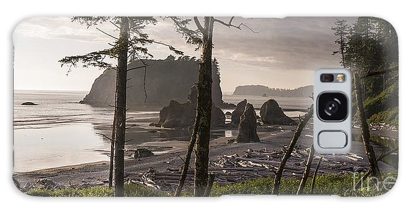 Ruby Beach Galaxy Case