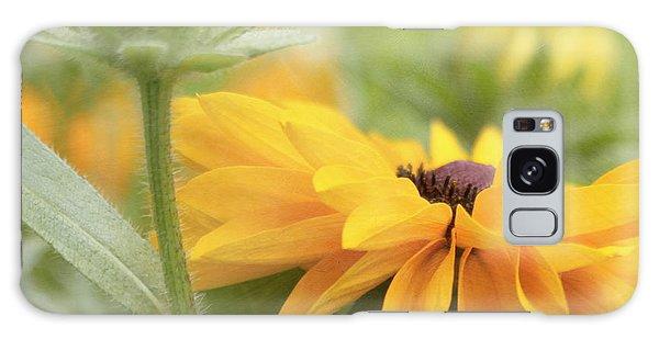 Rudbeckia Flower Galaxy Case