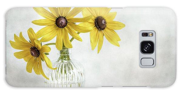 Plant Galaxy Case - Rudbeckia by Mandy Disher