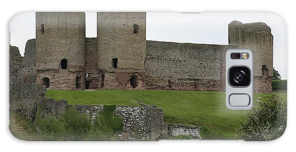 Ruddlan Castle 2 Galaxy Case