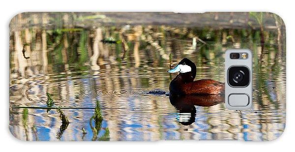 Ruddy Duck Drake Galaxy Case