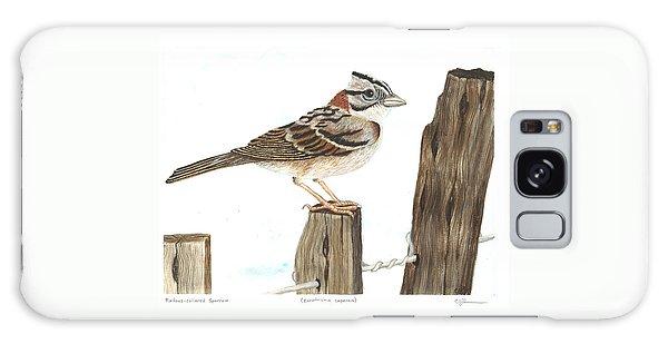 Rufous-collared Sparrow Galaxy Case