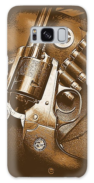 Ruger Super Blackhawk In Sepia 1 Galaxy Case
