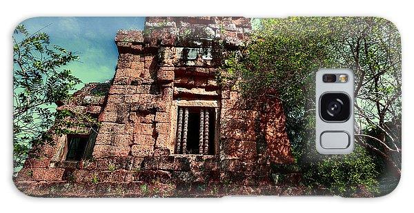 Ruin At Angkor Galaxy Case