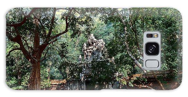 Ruin At Angkor Wat Galaxy Case