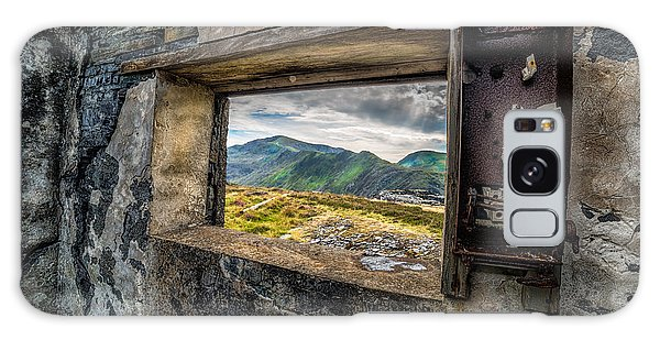 Derelict Galaxy Case - Ruin With A View  by Adrian Evans