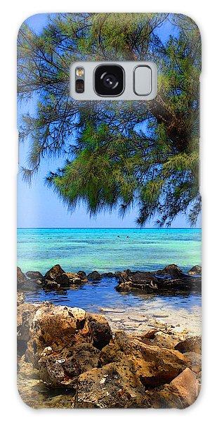 Rum Point Cove Galaxy Case