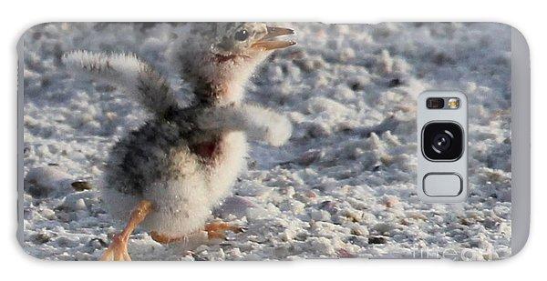 Running Free - Least Tern Galaxy Case