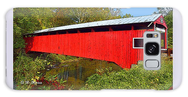 Galaxy Case - Rupert Covered Bridge Pennsylvania by A Gurmankin