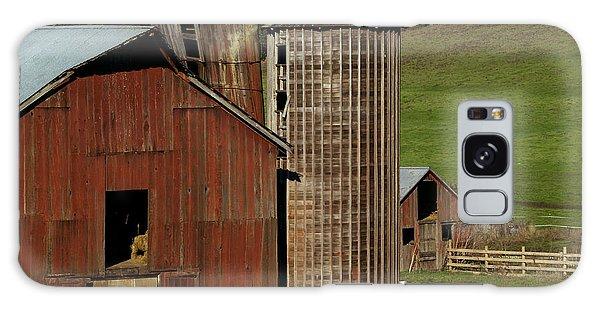Rural Barn Galaxy Case by Bill Gallagher
