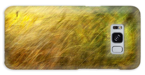 Ruralscape #8. Field And Wind Galaxy Case