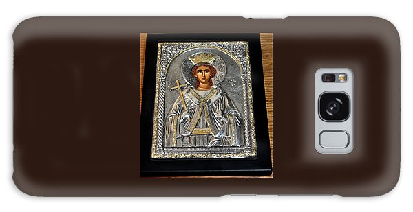 Russian Byzantin Icon Galaxy Case