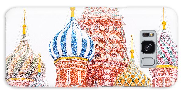 Russian Winter Galaxy Case by Alexander Senin