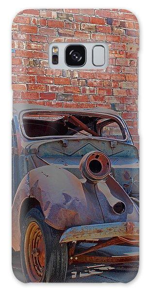 Rust In Goodland Galaxy Case by Lynn Sprowl