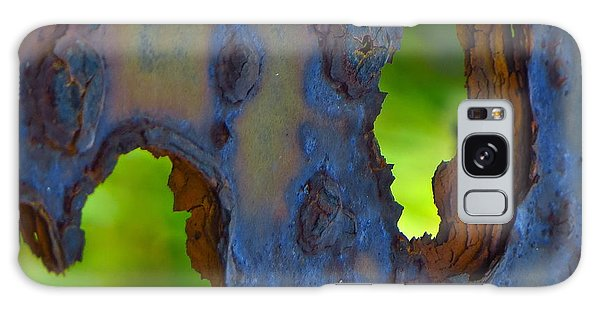 Rust In Peace Galaxy Case by Joy Hardee