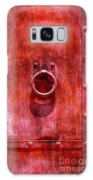 Rust Never Sleeps Galaxy Case by John  Kolenberg