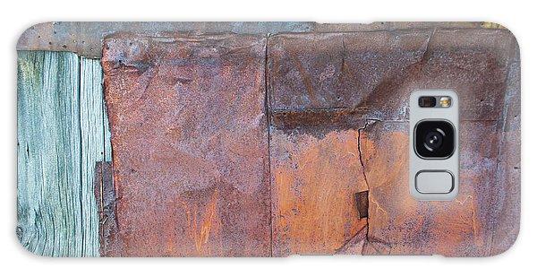 Rust Squared Galaxy Case
