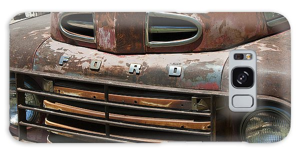 Rusted Ford In Hackberry Galaxy Case