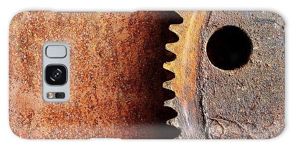 Rusted Gear Galaxy Case