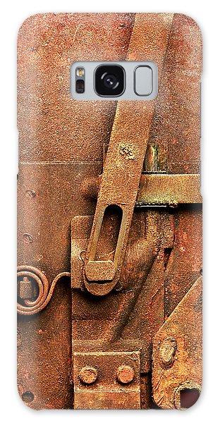 Rusted Latch Galaxy Case