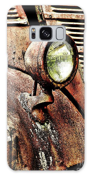 Rusted Galaxy Case by Ron Roberts