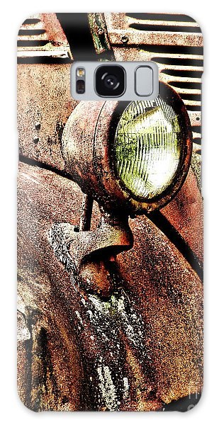 Rusted Galaxy Case