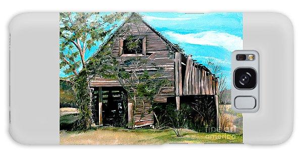 Rustic Barn - Mooresburg - Tennessee Galaxy Case
