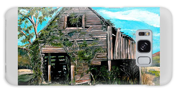 Rustic Barn - Mooresburg - Tennessee Galaxy Case by Jan Dappen