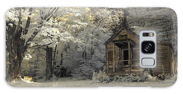 Rustic Cabin Galaxy Case