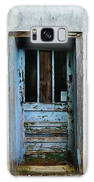 Rustic Door Galaxy Case